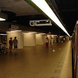 metro in Amsterdam, Noord Holland, Netherlands