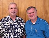 Bob Ryder Memorial Pairs May 5, 2013: Peter Merker and Nicholas Hartung