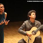En el Palau de la Música de Valencia, el Concierto Extraordinario de Josue Tacoronte Otero, guitarra y la soprano Erika Escribá Astaburuaga fue realmente extraordinario... cómplice y mágico...