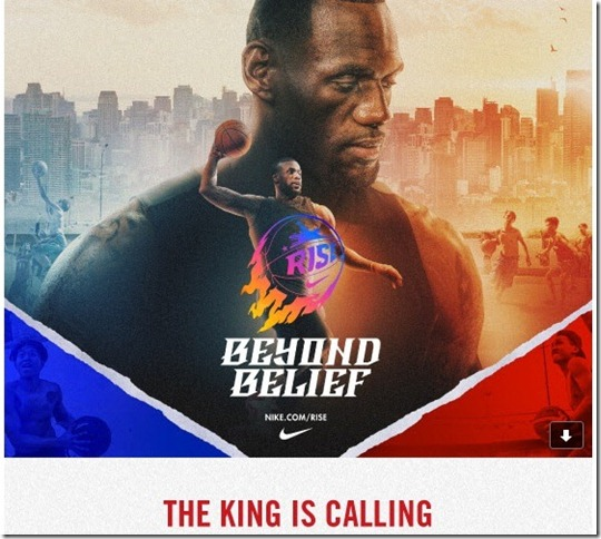 The King is Calling