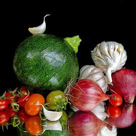 Mixed fun by Asif Bora - Food & Drink Ingredients