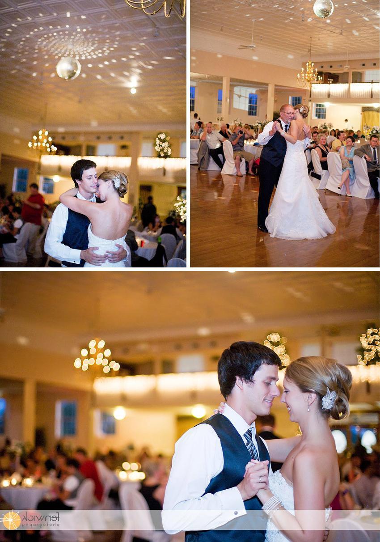 Louis Arch Wedding Photos