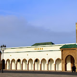 The Friday Prayer Mosque - Rabat, Morocco