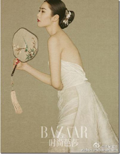 Liu Wen X Bazaar China 劉雯 X 時尚芭莎 - 鏡花水月 03