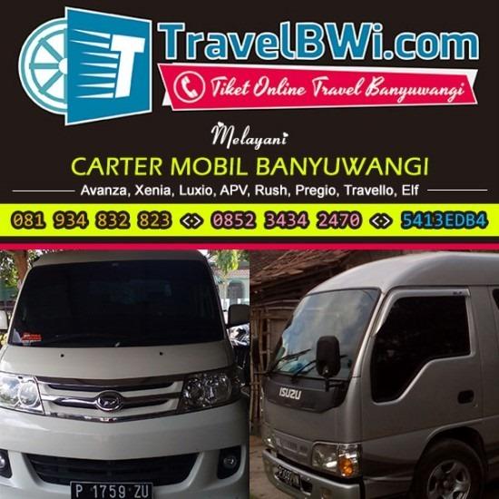 Carter Mobil Banyuwangi