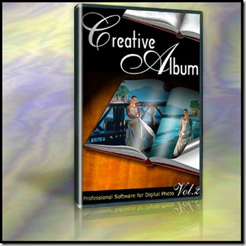 Creative Wedding Album Templats