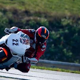 Drive by Jiri Cetkovsky - Sports & Fitness Motorsports ( brno, moto, drive, masaryk circuit, promotion, motorcycle )
