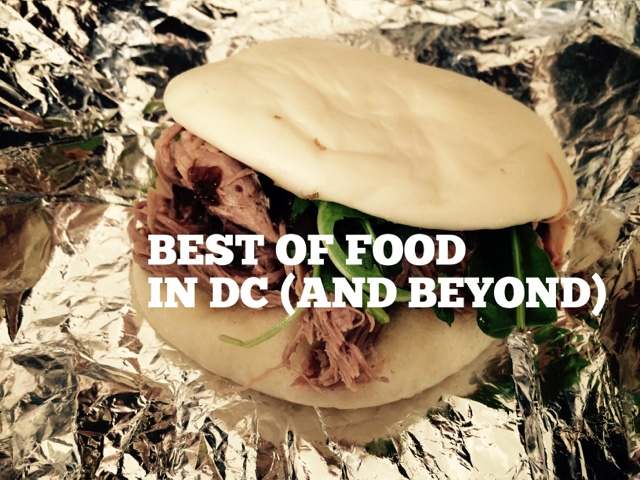People's Bao, pork steamed dumpling - Best of Food in DC (and beyond)