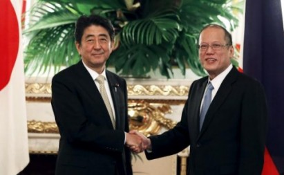 Image of Japan and Philippines Joined Forces in the Spratlys Dispute Against China