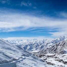Natures Brush by Avanish Dureha - Landscapes Mountains & Hills ( leh, dpc, canon eosm5, dureha@gmail.com, incredible india, india, avanish dureha )