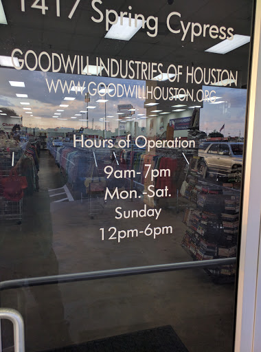 Non-Profit Organization «Goodwill Houston Select Stores», reviews and photos