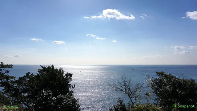 太平洋的海洋都是那么雪白的美丽