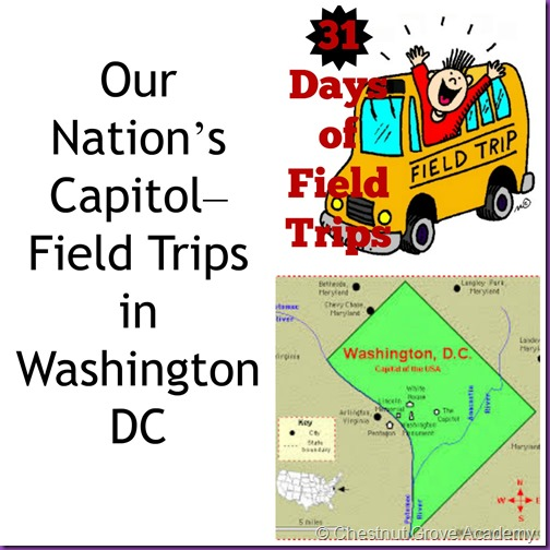 Washington DC Field Trips