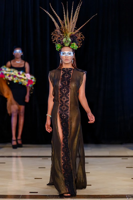 'The Golden Garden' collection by Maritza Regalado