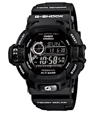 Casio G Shock : GA-110HR