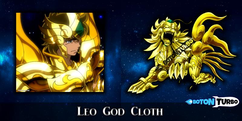 05. Leo god cloth