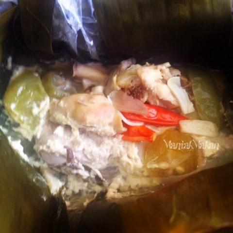 Maniak Makan Resep Garang Asem Ibu Mertua