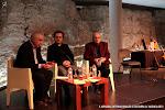 Presentaron el acto: Salvador Albiñana, Director del Colegio, José Luis Ruiz del Puerto, Director Artístico y Juan Grecos, Gerente de Royal Classics