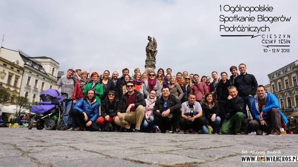 Spotkanie z blogerami podróżniczymi w Cieszynie
