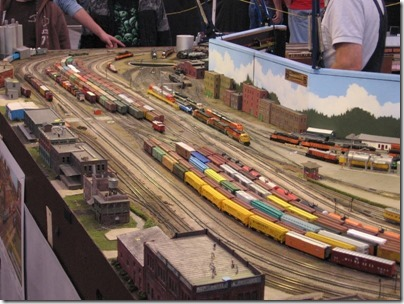 IMG_0744 United Northwest Model Railroad Club Legacy N-Scale Layout at the WGH Show in Puyallup, Washington on November 21, 2009