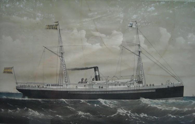 Litografía del vapor ARGONAUTA. Foto cedida amablemente por el Sr. Claudio Perez. Nuestro agradecimiento.jpg