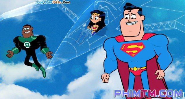 Xem Phim Biệt Đội Siêu Anh Hùng Teen Titans - Teen Titans Go! To The Movies - quevivacorky.com - Ảnh 2