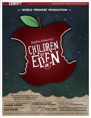 Children of Eden, Jr. Poster Color