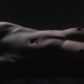 Bodyscape  by Francois Retief - Nudes & Boudoir Artistic Nude