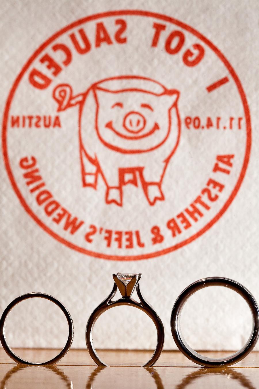 awesome napkins!! classic