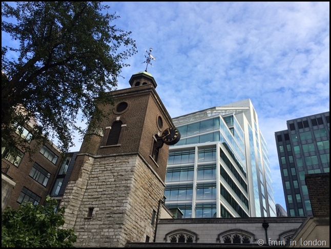 The Steeple - St Olave at Hart Street