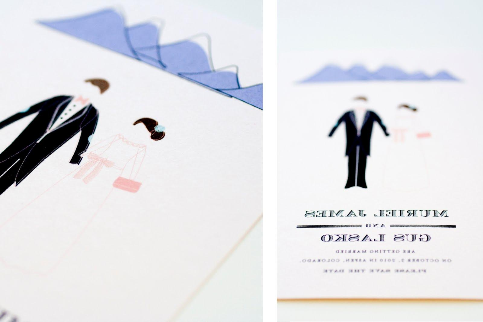 Mountain Theme Wedding