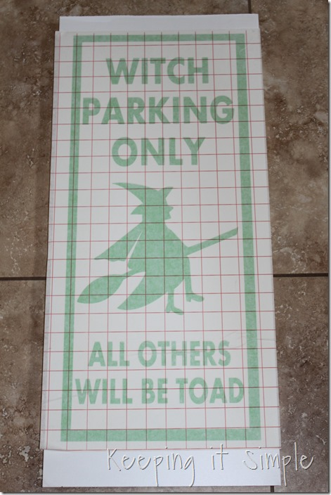 Halloween-decor-Witch-brown-and-witch-parking-sign (6)