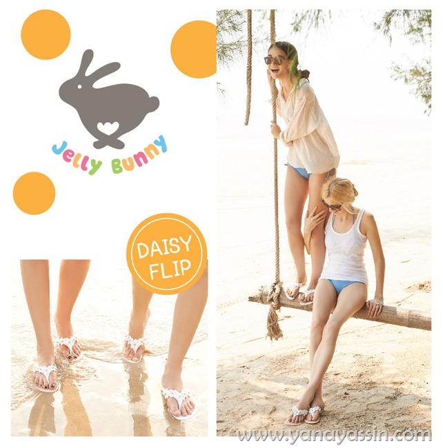 Jelly Bunny Selesa dan Lembut
