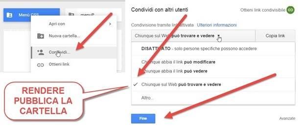 cartella-pubblica-google-drive