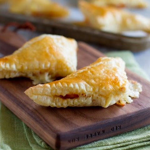 Canadian Bacon Pastry Pockets