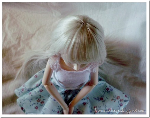 Dollzone GW45-004A Bjd Wig Review