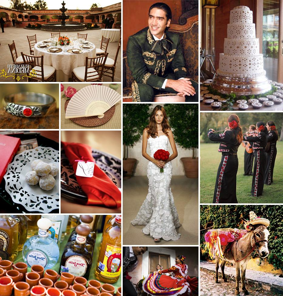spanish theme wedding