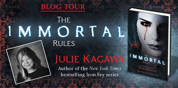 Tour Guest Post & Giveaway: The Immortal Rules by Julie Kagawa
