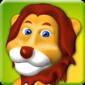 Game Talking Animal Lion APK for Kindle