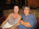 Mary and Gary Mascelli sitting in the family room at the Grand Ole Opry in Nashville TN 09032011