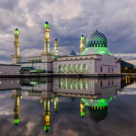 City Mosque by Albert Lee - Buildings & Architecture Places of Worship