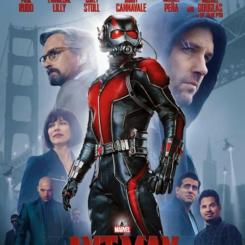 """Ant-Man"" Stands Tall in Pay-off Poster"