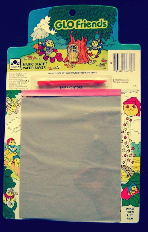 Glo Friends Magic Slate Paper Saver