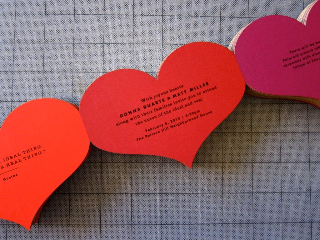 wedding invitations with