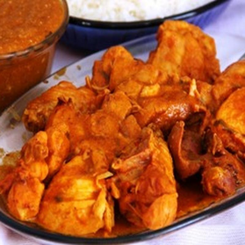 Galinha guisada – ricette brasiliane
