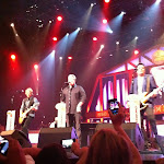 A show we saw at the Grand Ole Opry (Rascall Flatts performing) in Nashville TN 07252012-09