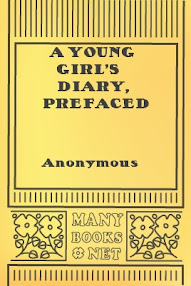 Cover of Anonymous's Book A Young Girl Diary