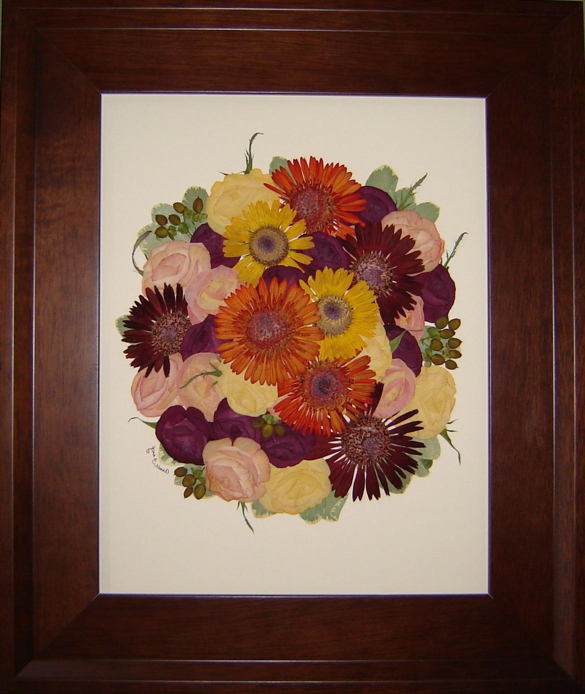gerbera wedding bouquets