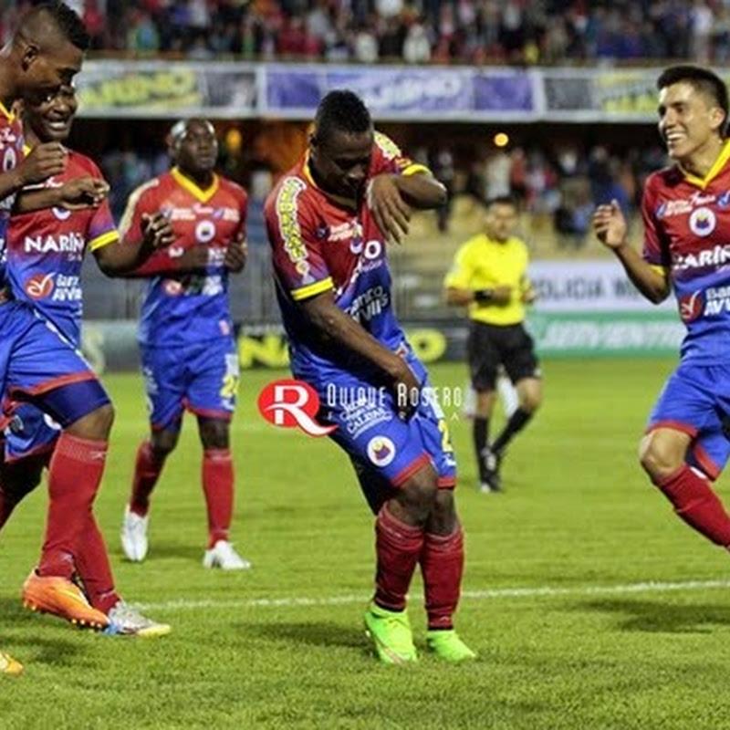 Extra! Extra! Deportivo Pasto vuelve a ganar en Liga.