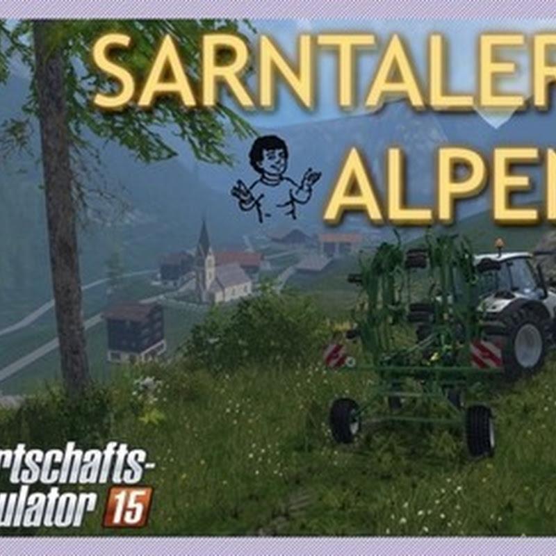 Farming simulator 2015 - Sarntal Alps v 1.0